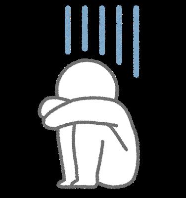 Figure depressed